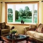 Amerimax Windows in living room