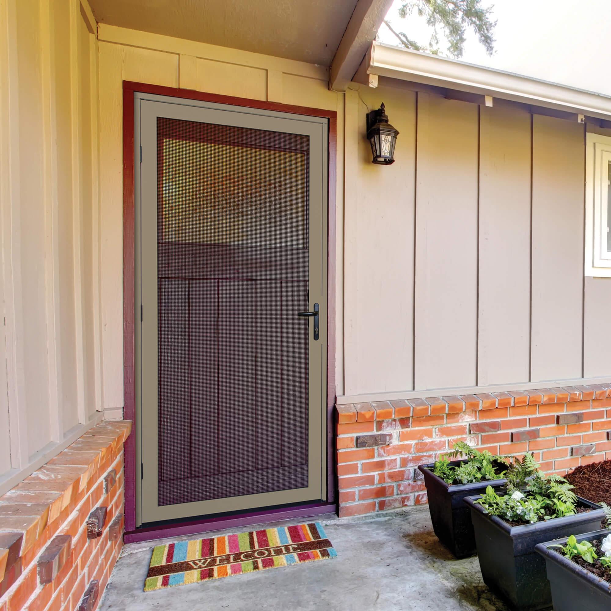 Titan Security Doors | Master Craftsmen Inc
