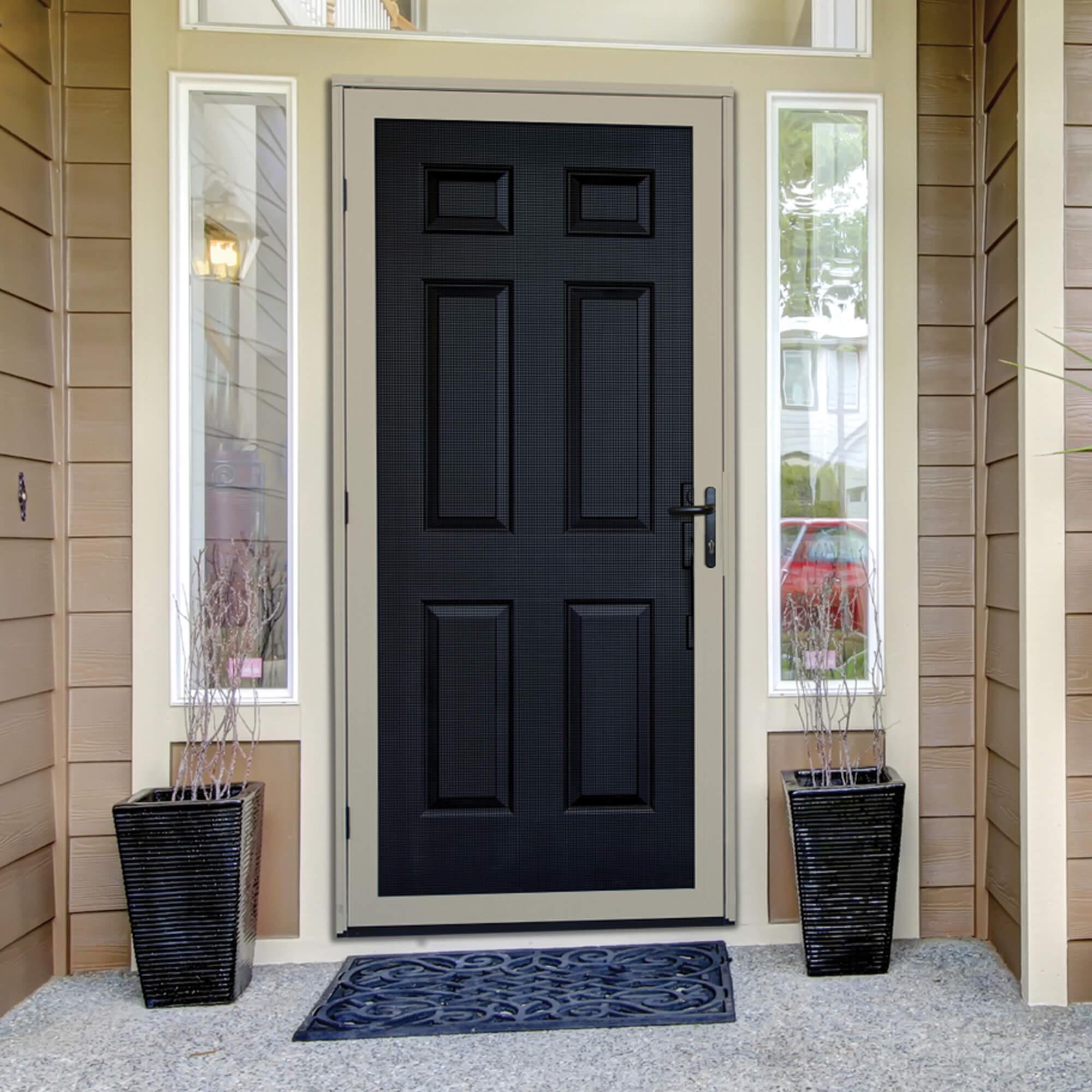 Titan Security Doors Master Craftsmen Inc