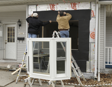 las vegas bay window contractor