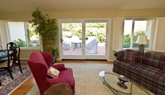 Las Vegas Sliding Patio Doors