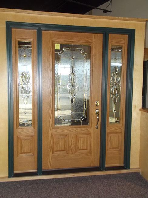 Pella Fiberglass Front Entry Door Master Craftsmen Inc